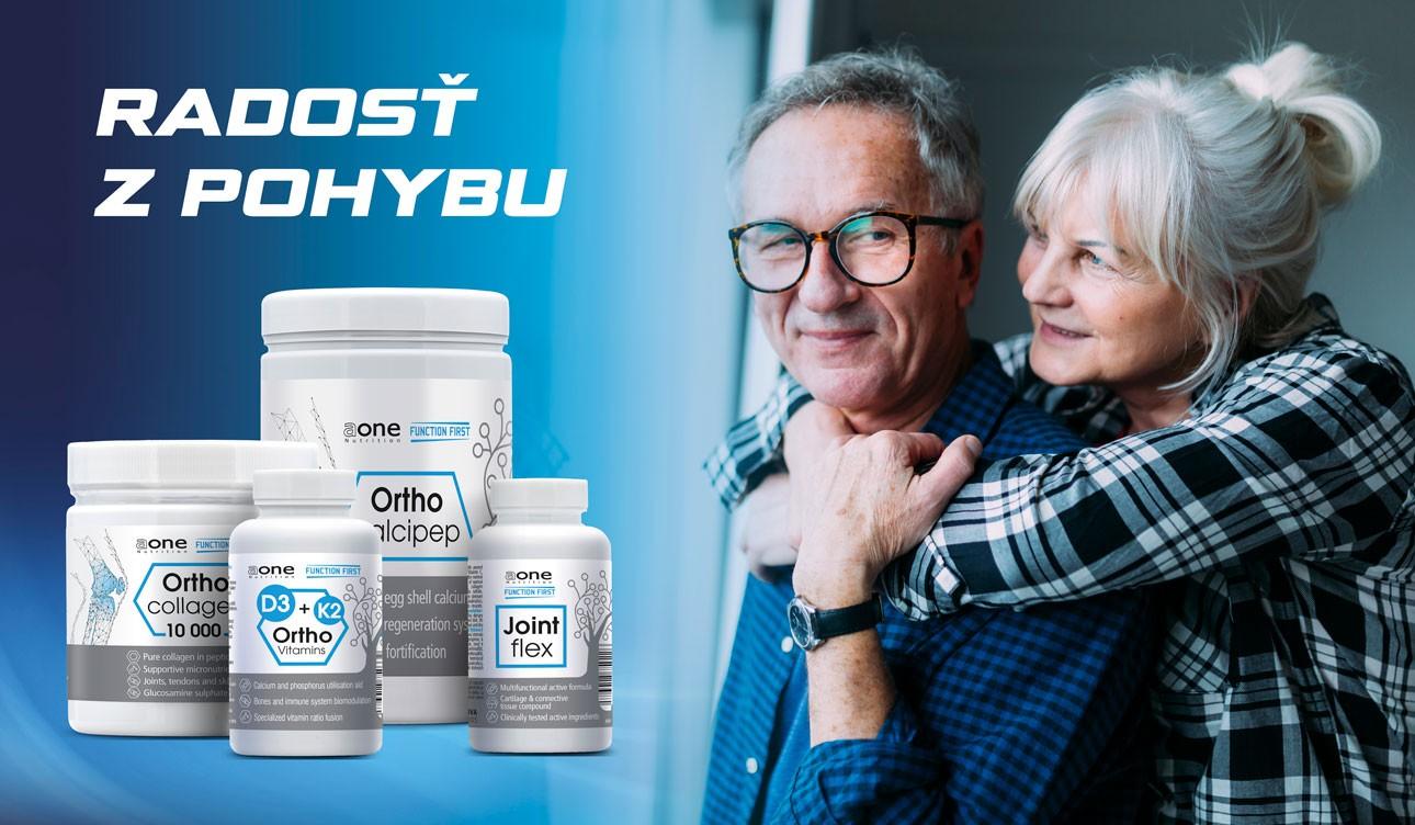 Pravidelný pohyb a zmysluplná výživa proti bolestivým kĺbom, pádom, zlomeninám a osteoporóze
