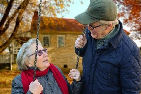 Ako pomôcť starým rodičom