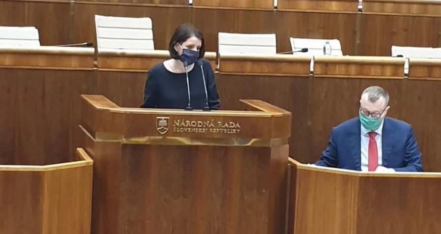 Jana Žitňanská: Pomôžme najzraniteľnejším