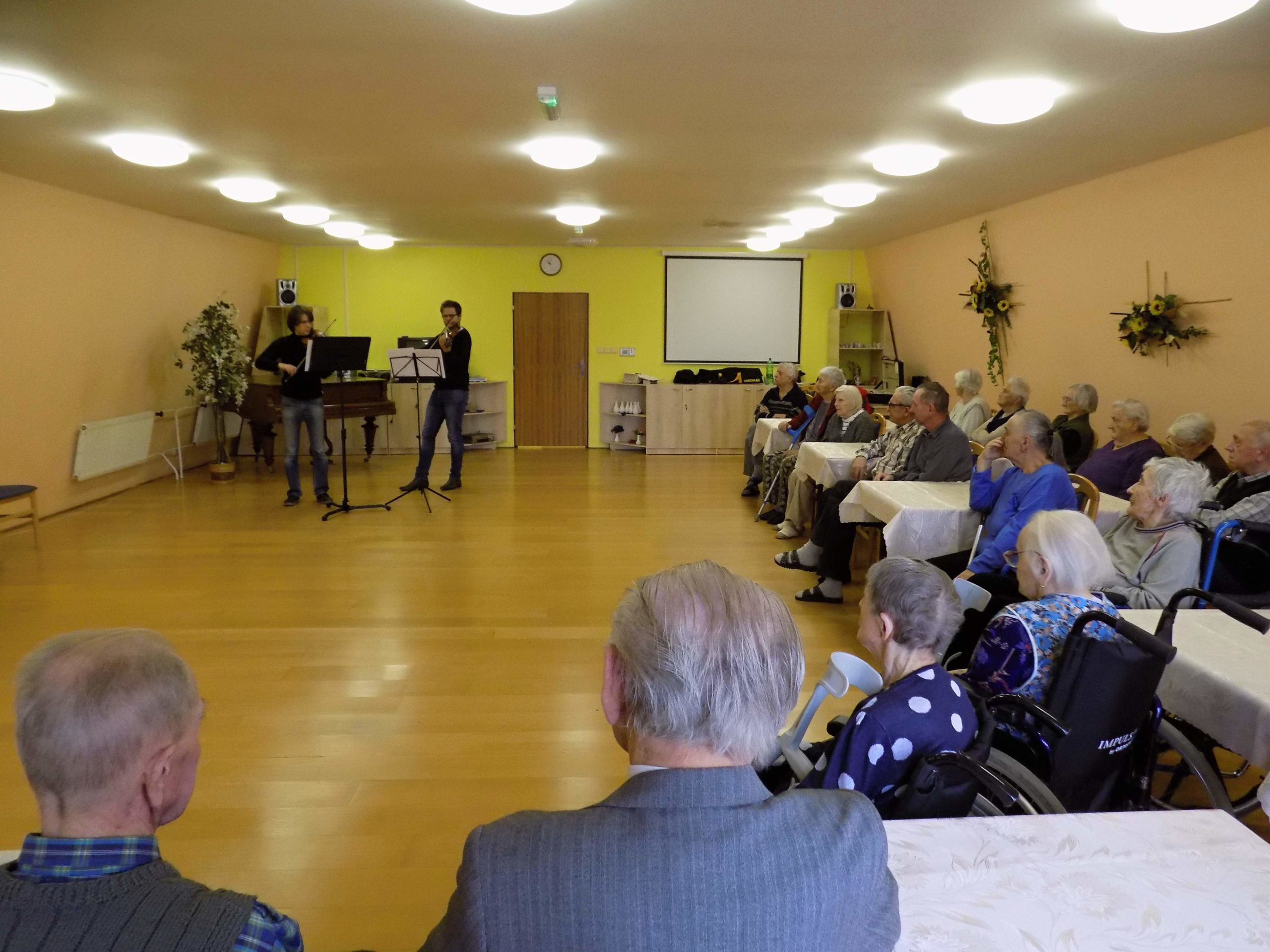 OZ Slavonic – pre mladých aj starších