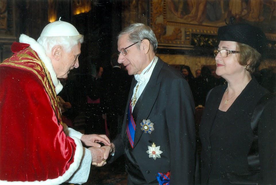Stretnutia s pápežmi