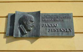 Pozorný pozorovateľ, brilantný glosátor Janko Jesenský
