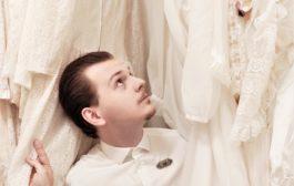 Súkromná zbierka starých svadobných šiat
