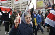 V Bielorusku demonštrujú aj seniori