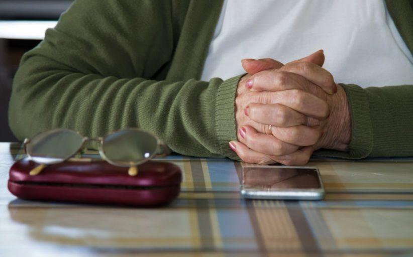 Podvody zamerané na seniorov
