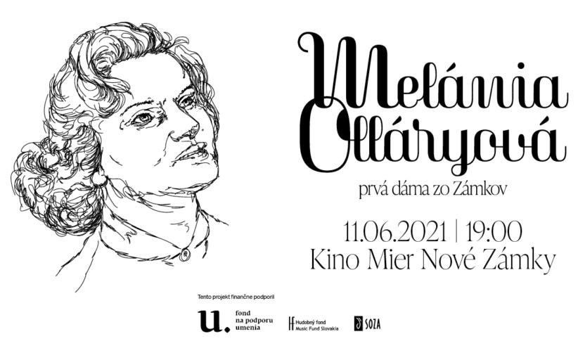 Prvá dáma Melánia Olláryová