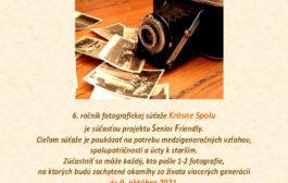 Fotografická súťaž Krásne Spolu